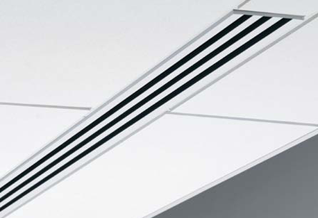 linear slot diffuser for ac/heat air condition diffuser