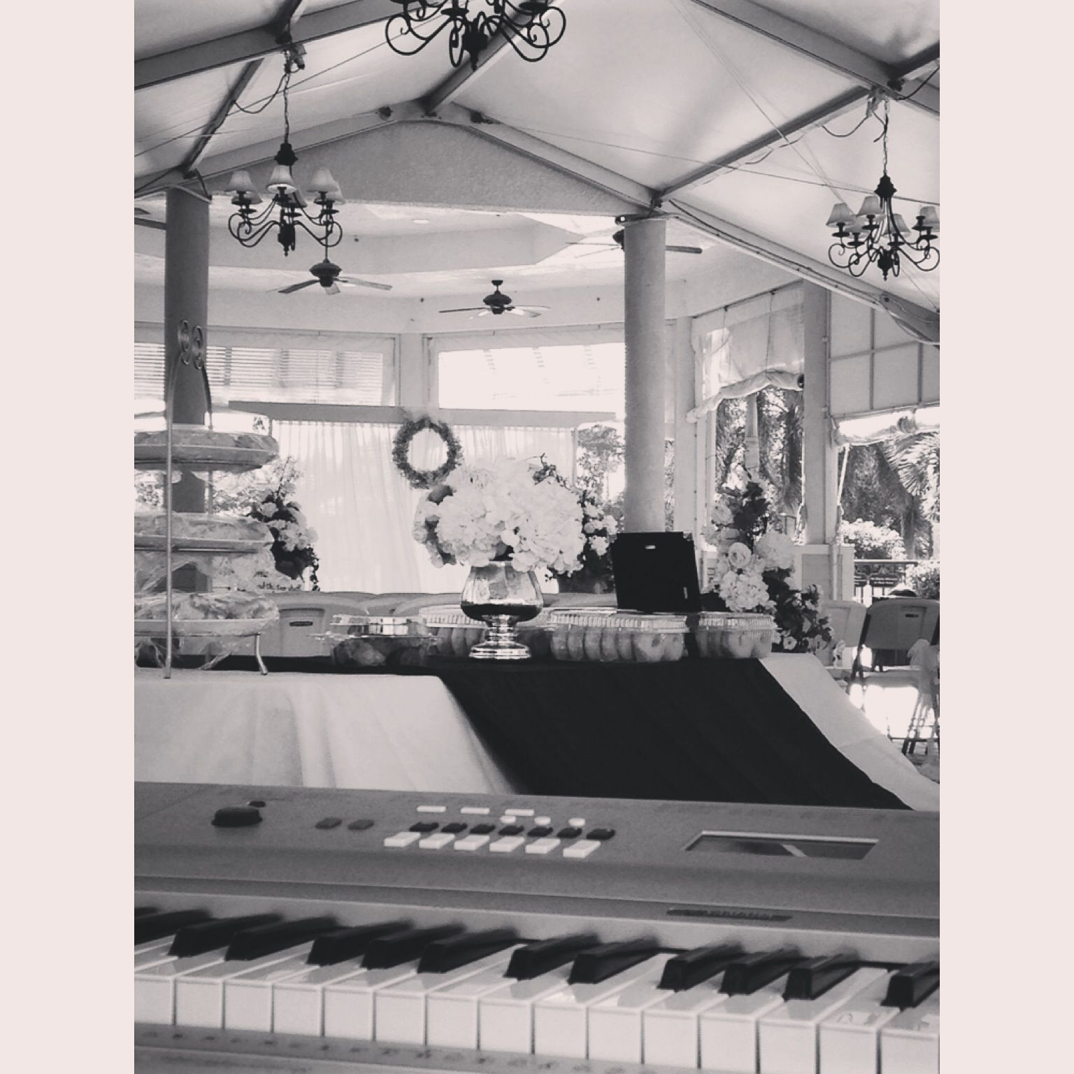 Live Piano Wedding Ceremony Music At Cape Harbour In Cape