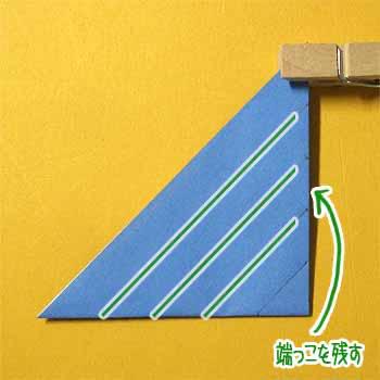折り紙で雪の結晶の折り方!立体で簡単クリスマス飾りの…