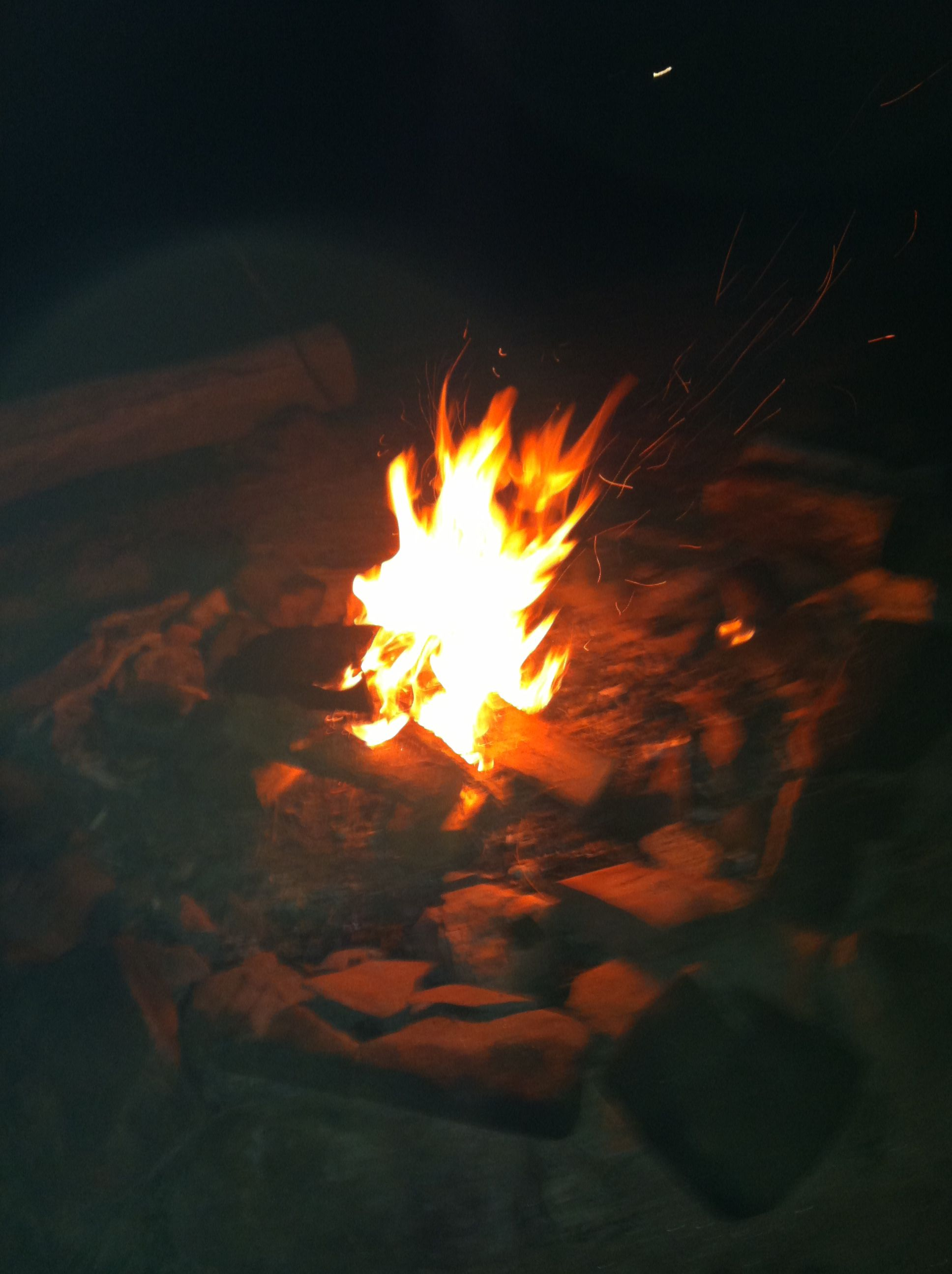 beach fire our fires pinterest