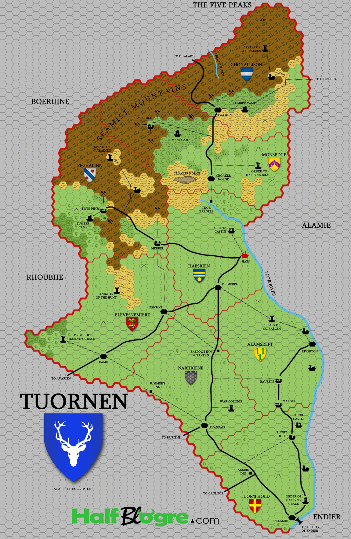 Tuornen Hex1 Png 1150 1764 Fantasy Map Map Map Generator