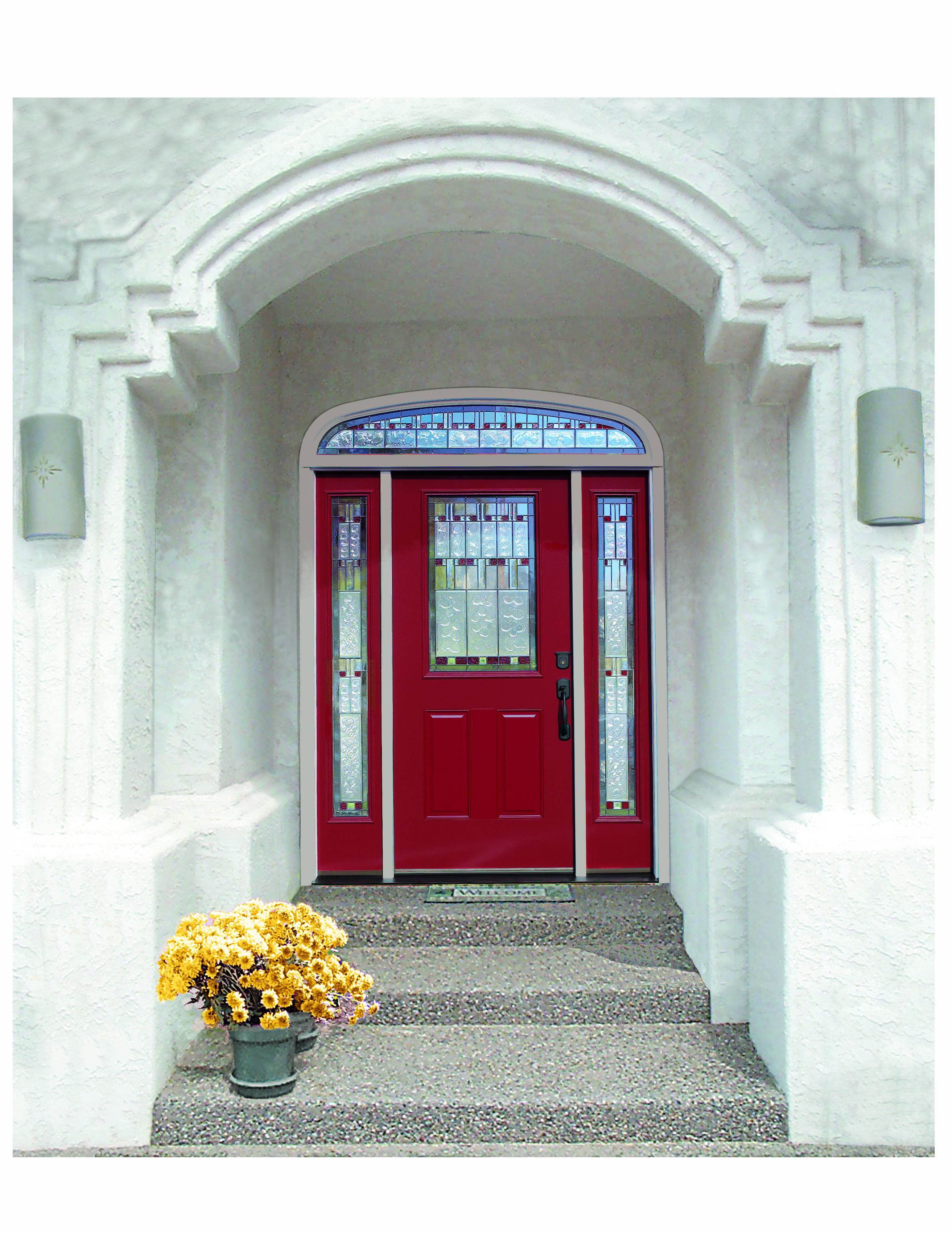 Window World Entry Door Smooth Star Sedona Entry Doors