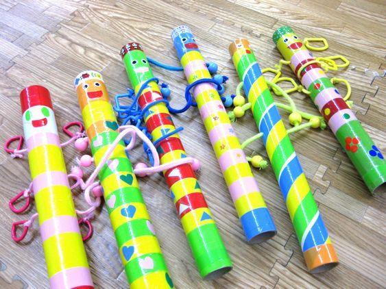 手作り玩具2 さやかの後悔日記 手作り おもちゃ 0歳 0歳児