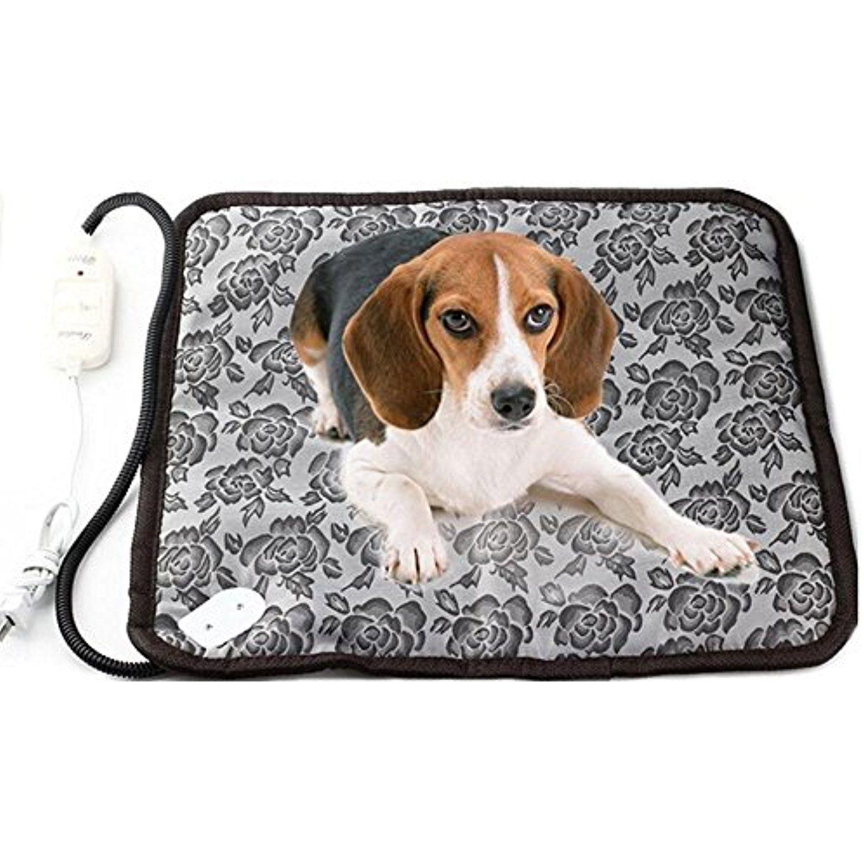 Pet Heating Pad, AYThirteena Waterproof Pet Blanket Bed