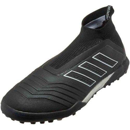 ad2294e09 Buy the Shadow Mode pack adidas Predator Tango 18 turf soccer shoes from  soccerpro.com today!