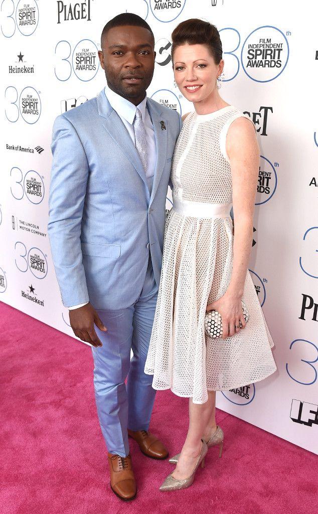 David & Jessica Oyelowo- 2015 Film Independent Spirit Awards