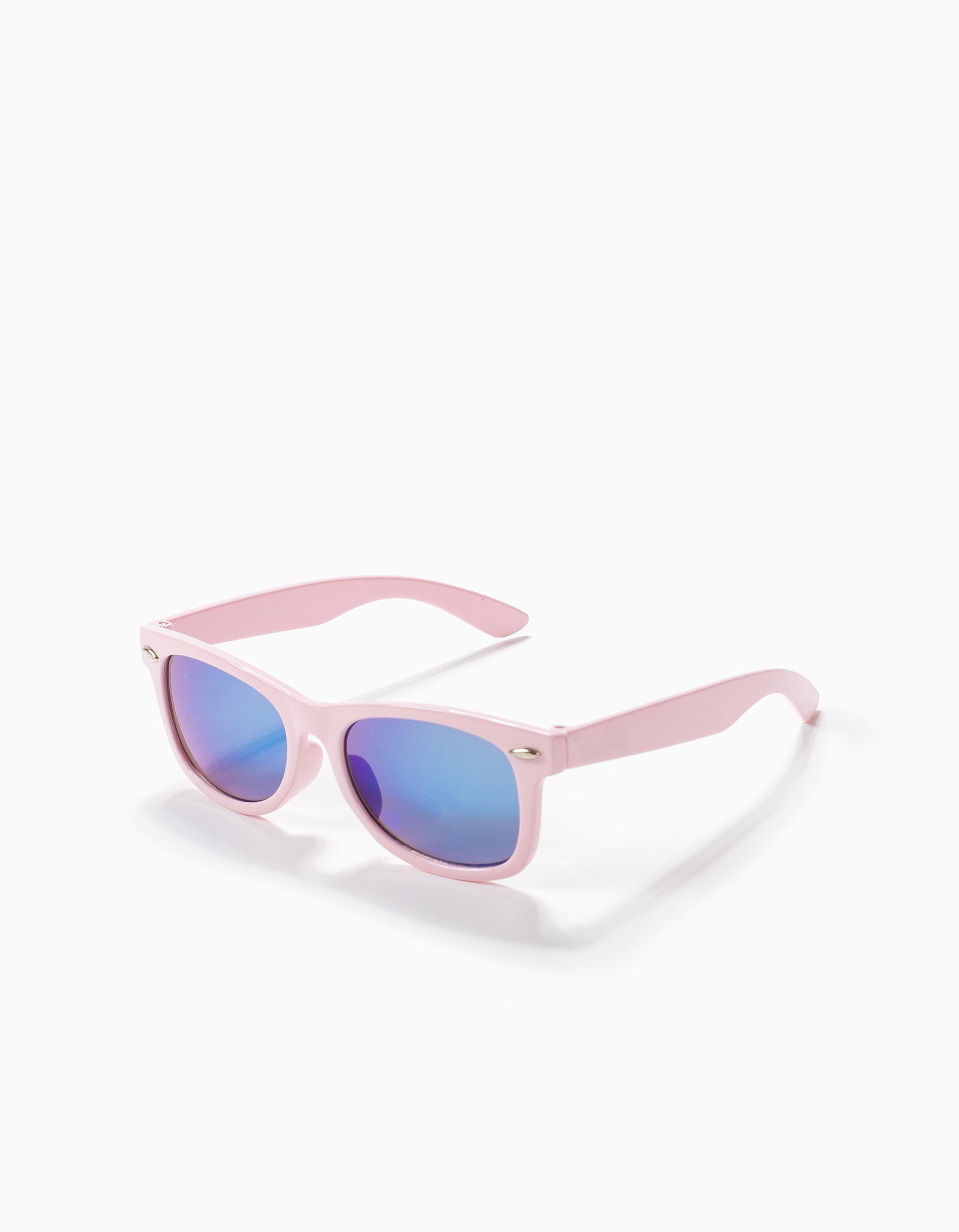 Zippy 6 meses - 2 anos  Óculos de sol (rosa). Óculos de sol em PVC ... 77e6523d58