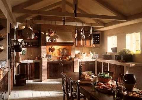 Rustikale Küchenmöbel ~ Holz küche rustikale stil home design: kitchen pinterest