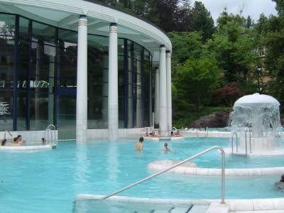 Caracalla, BadenBaden Spa Pool Petite france et Alsace