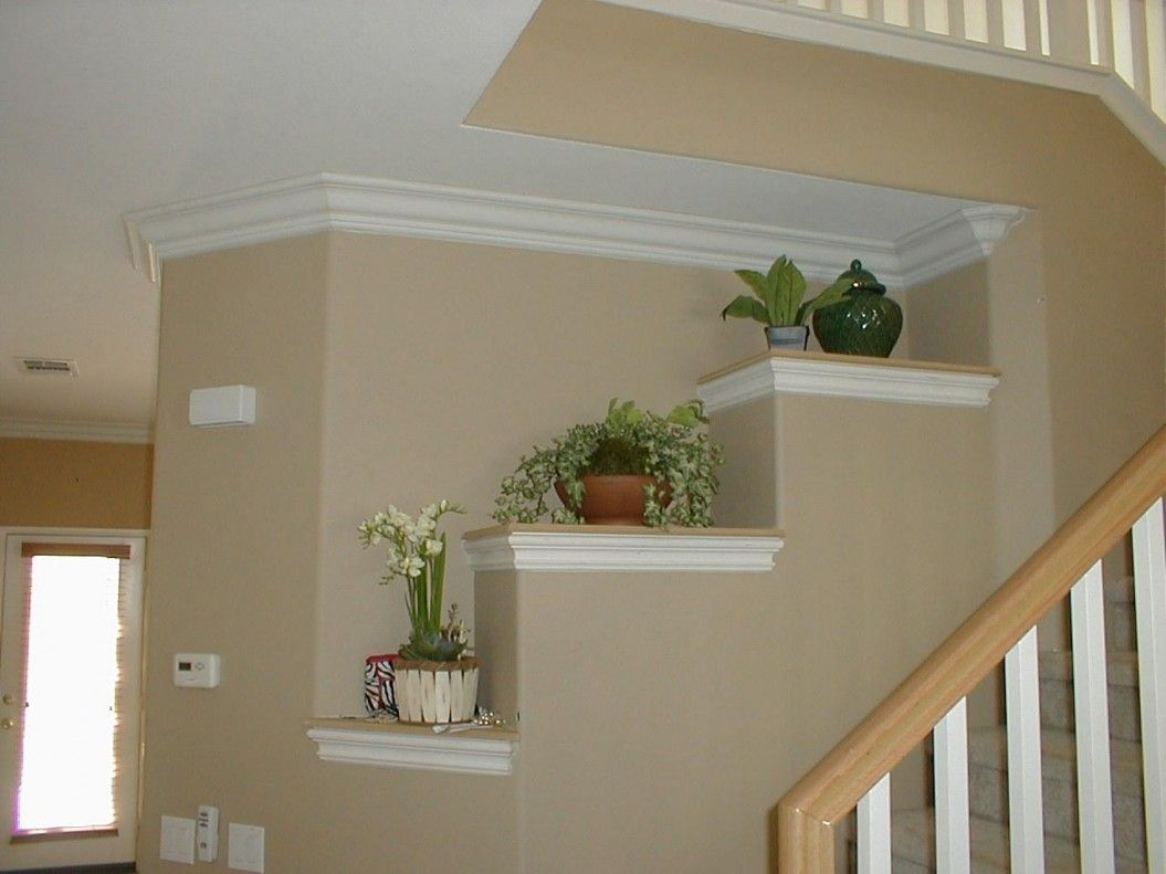 Crown Molding Designs Living Rooms Fascinating Beautiful Crown Molding In Modern Living Room With Cream Color Of 2018