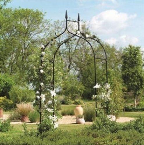 Garden Arch Landscape Wedding Bridal Pergola Arbor Gazebo Gate Outdoor Trellis   eBay