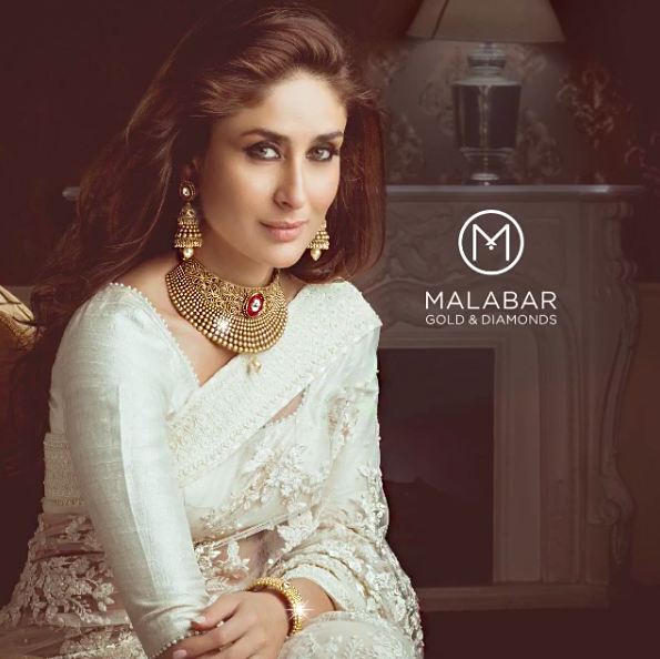 Kareena sparkles from every angle with jewellery from ...