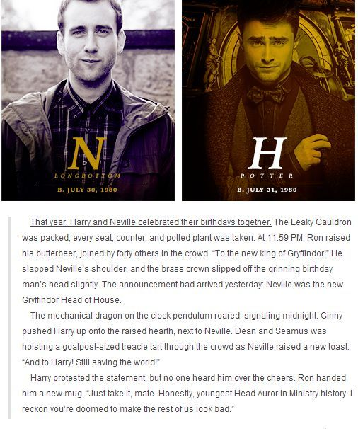 This Is Great Head Canon Accepted Harry Potter