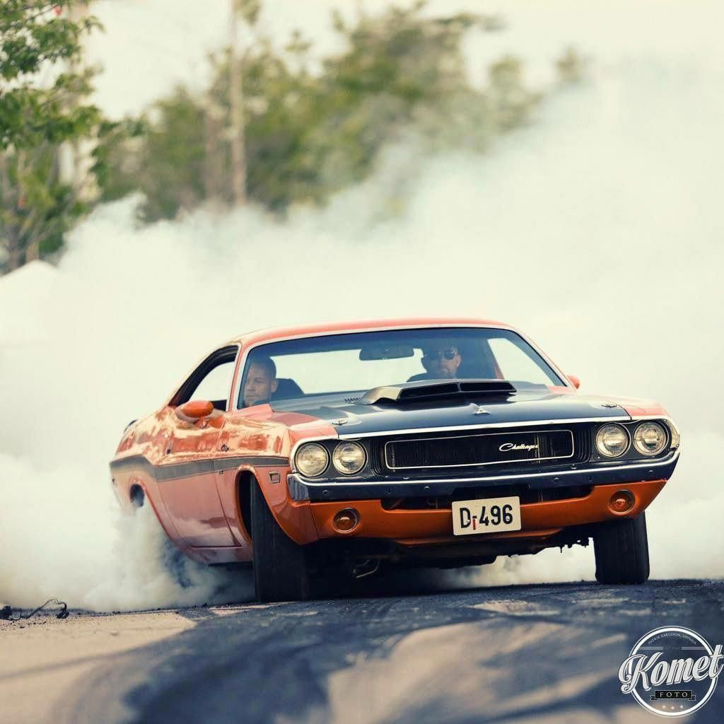 Dodge Charger Classic Cars Background