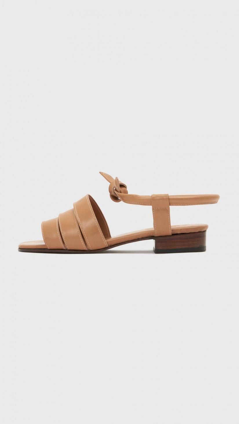 b1193dc9eb40b Martiniano Mahuta Tie Sandal in Hermes | The Dreslyn | MARTINIANO ...