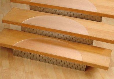 Clean Non Slip Treads For Stairs Stair Runner Carpet Stair