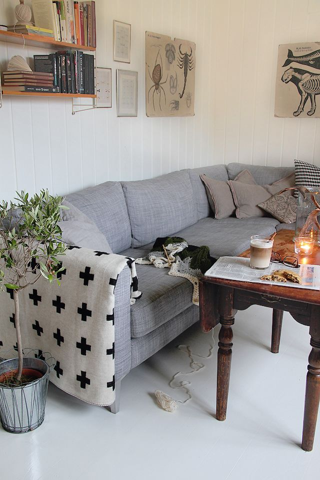 Cosiness Cookies And Coffeewwwanmagrittno  Spaces Amusing No Furniture Living Room Inspiration Design