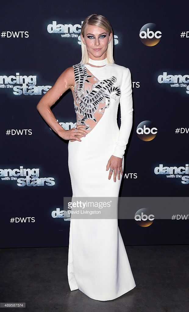 """DWTS judge Julianne Hough attends """"Dancing with the Stars ..."""