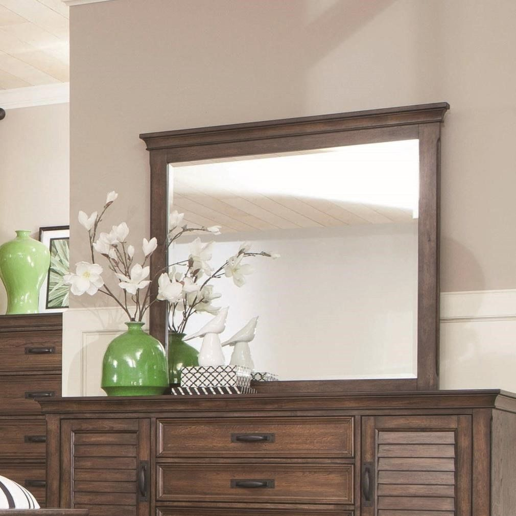 Darrah rectangular dresser mirror products pinterest dresser