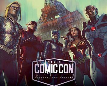 Le programme du Comic Con Paris 2017