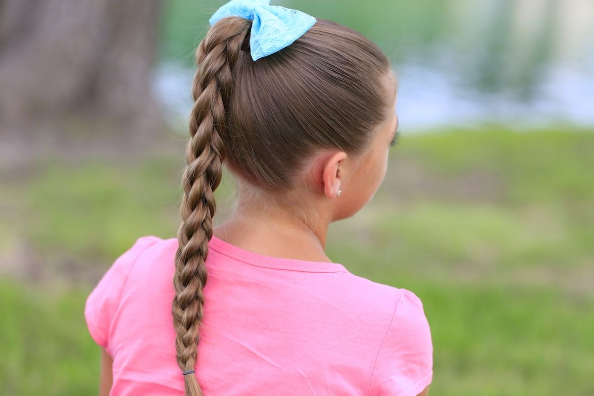 Cute easy hairstyles that kids can do - 8 Super Cute Hairstyles Any Parent Can Do Themselves