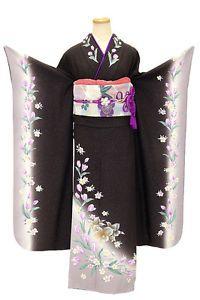 #Ebay, #Kimono, #Travel, #Japan, #Silk, #Kawaii
