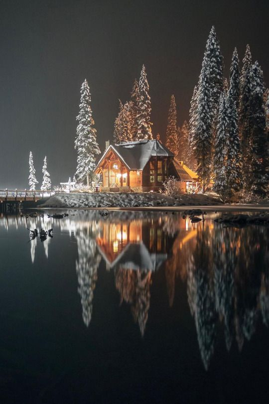 Emerald Lake - by: Stevin Tuchiwsky