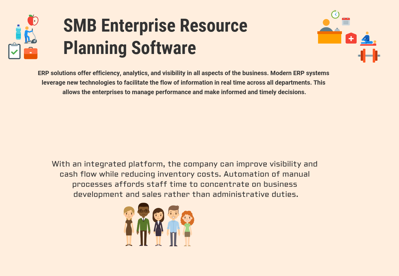 Why Small Businesses Need Enterprise Resource Planning Software In 2021 Reviews Features Pricing Comparison Pat Research B2b Reviews Buying Guides Be Enterprise Business Predictive Analytics