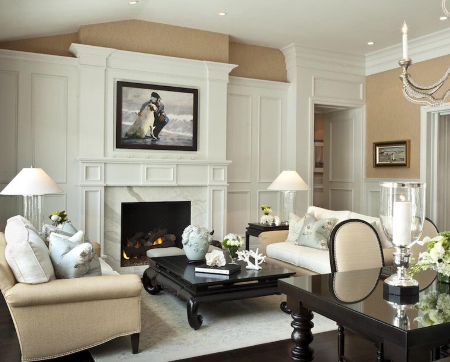Maybe molding above the fireplace would help your stand out more also top interior decorating pictures living room rh pinterest
