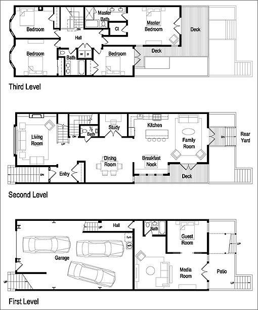 96+ Floor Plan 3 Storey Commercial Building - Inspiring 2 Story ...