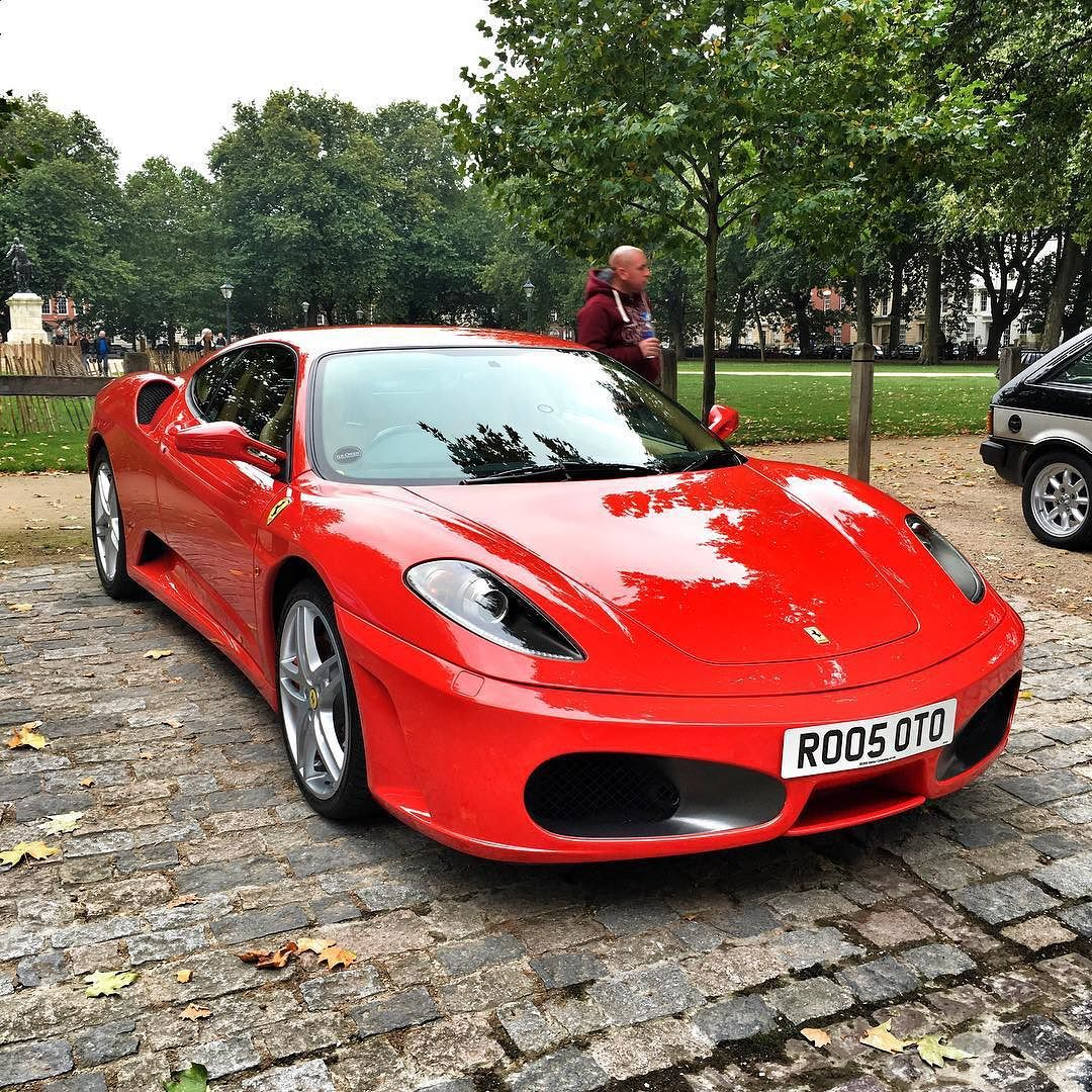 Another beautiful car from last weekend at the Queen Square meet here in Bristol #ferrari #bristol #queensquare #queensquaremeet