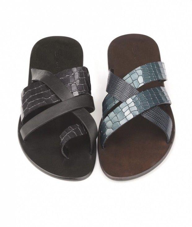 8a1251ae5 Santoni Arabic Sandals (4)