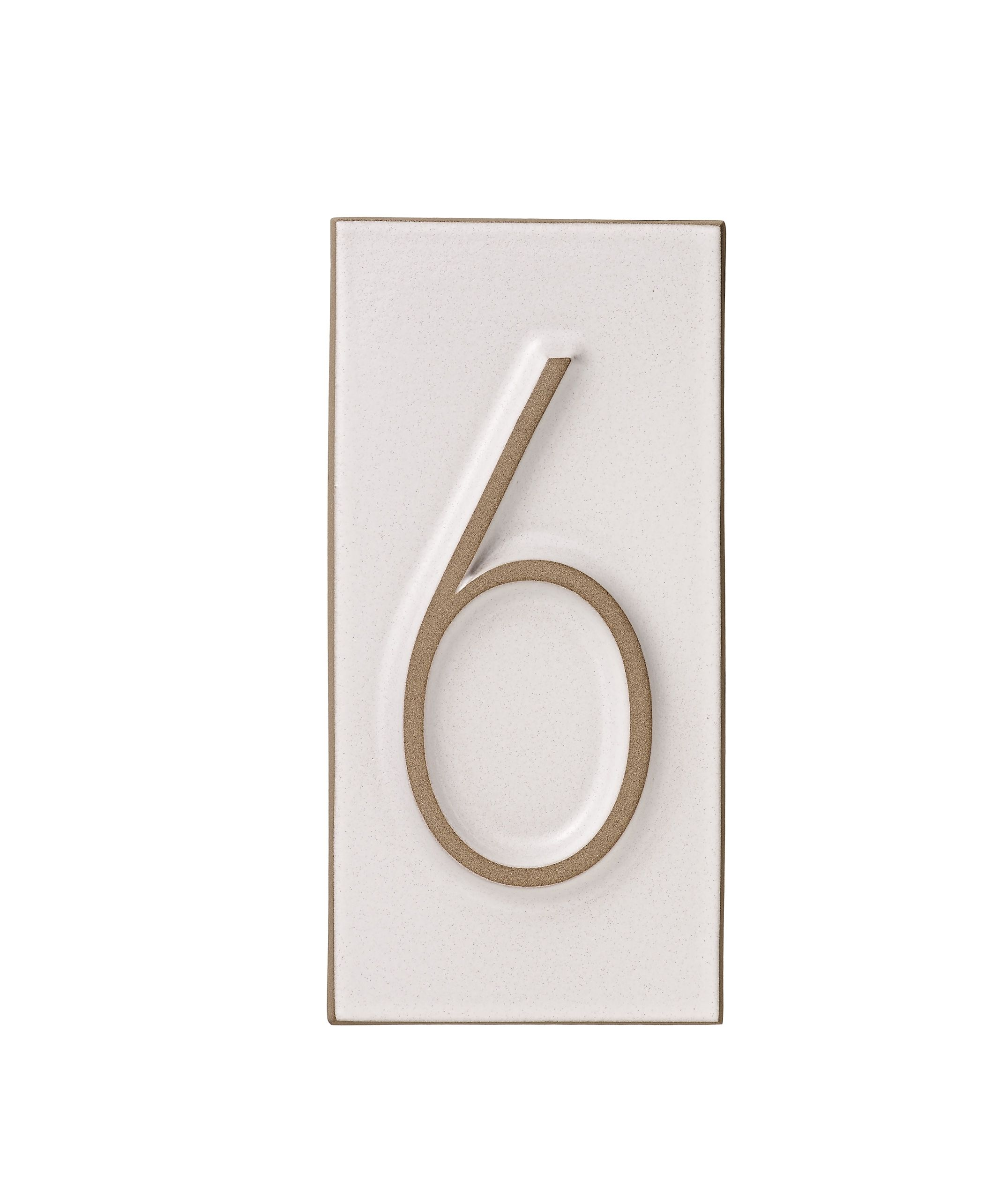 House Number Neutra 6