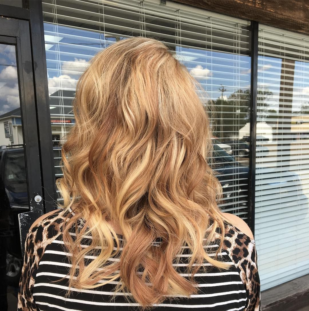 Wavy Style On These Kera Link Fusion Extensions I N S P I R E