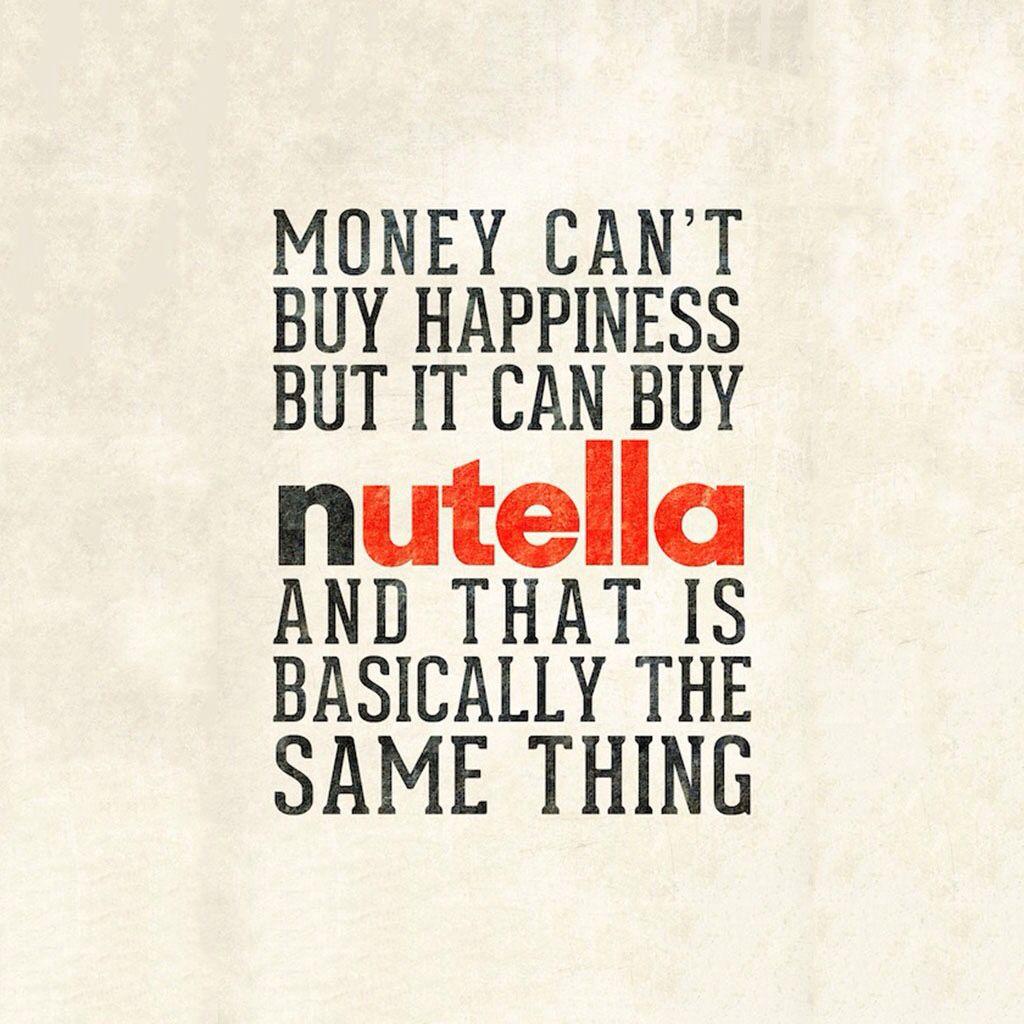 Nutella...Yummy!!!!