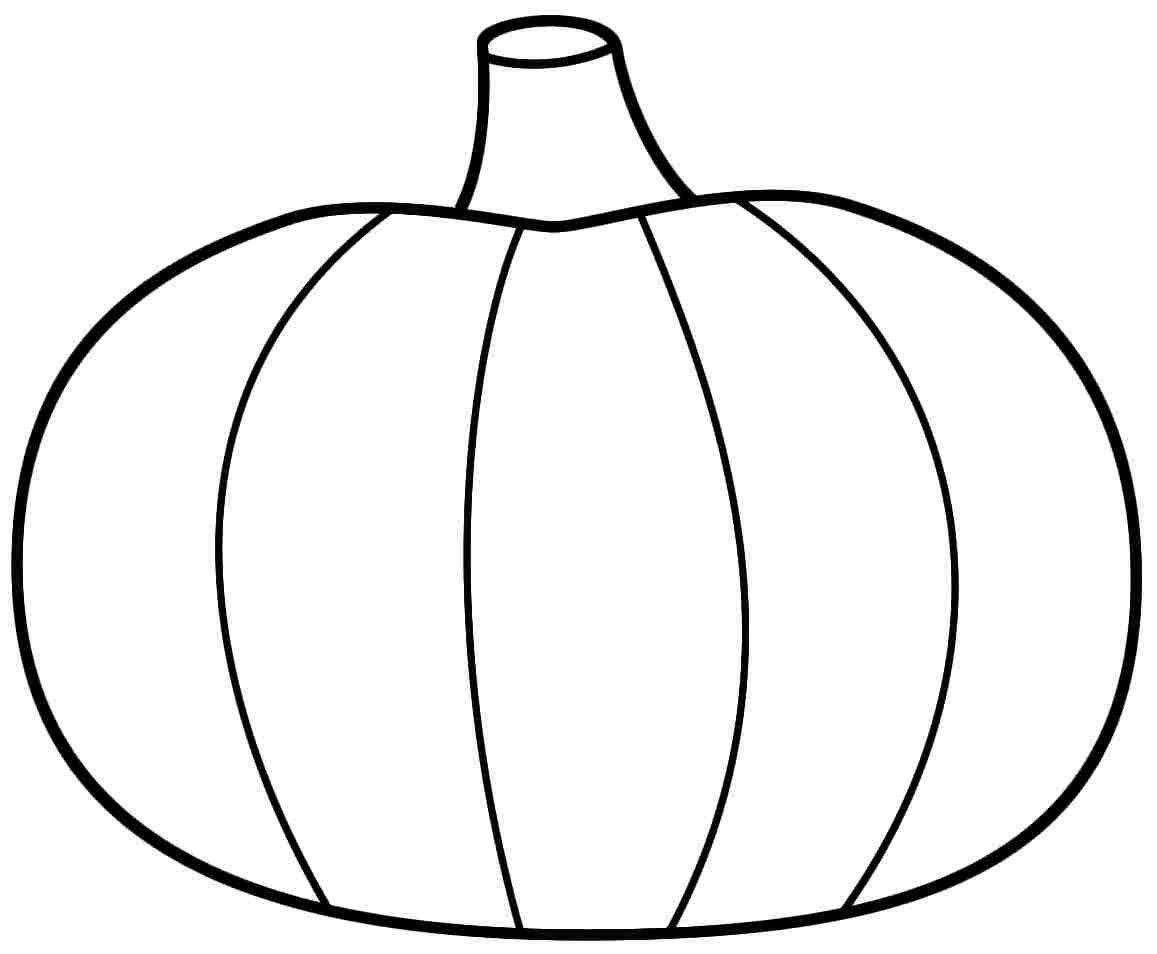 Hallowen Craft Kurbis Malvorlage Kurbis Ausdrucken Kostenlose Ausmalbilder