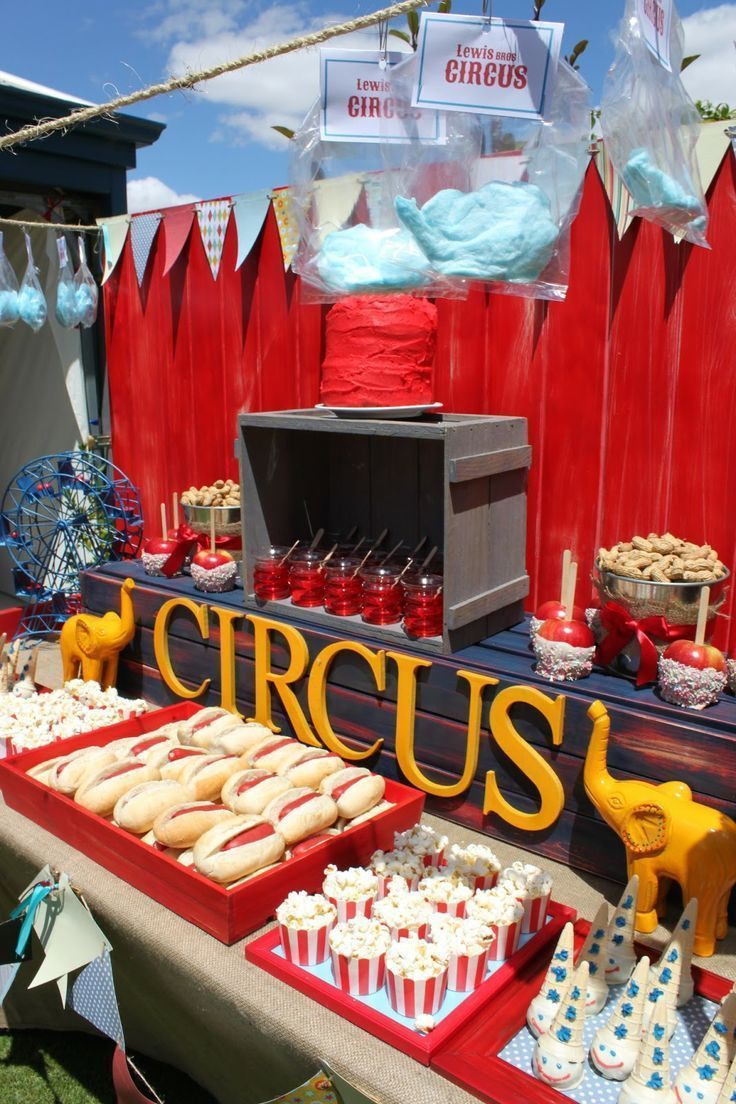 Vintage Circus ~ Real Party Feature!