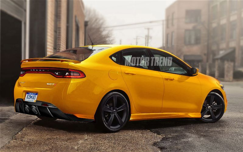 Dodge Dart Srt4 >> 2014 Dodge Dart Srt4 Future Vehicles Cars To Love
