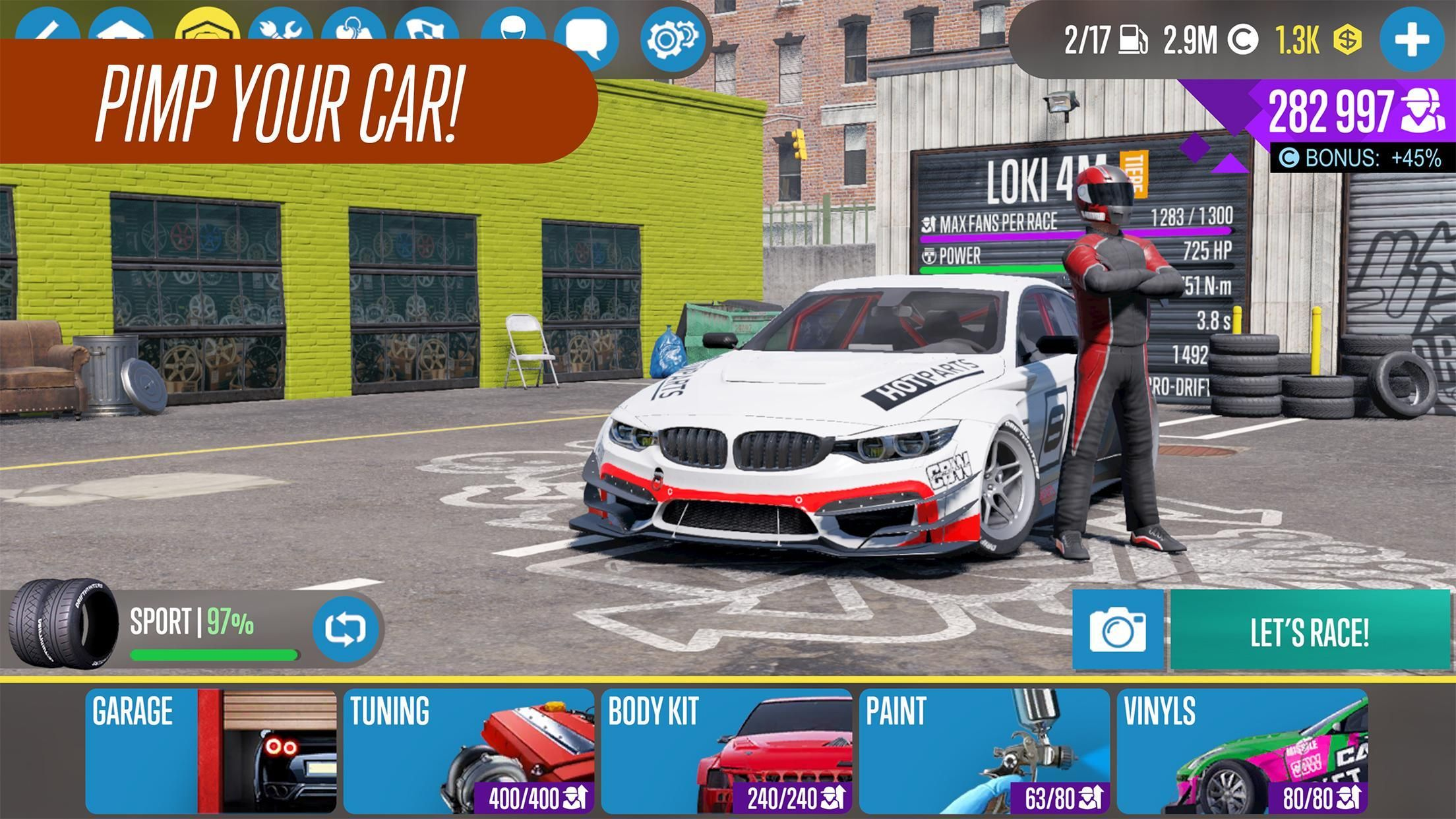 Car X Drift Racing 2 Mod Apk Download In 2020 Racing Best Turbo Drifting
