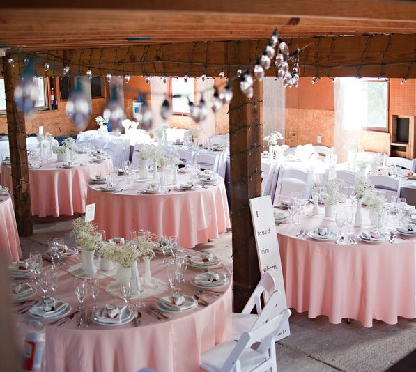 White Gold Dusty Rose Peach Wedding Chair Google Search