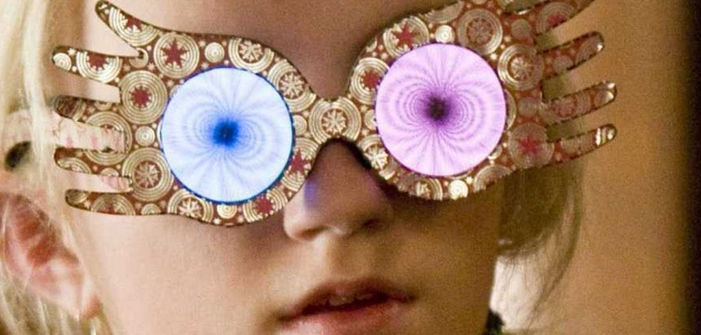 Luna Lovegood glasses. | My Style Pinboard | Luna lovegood ...