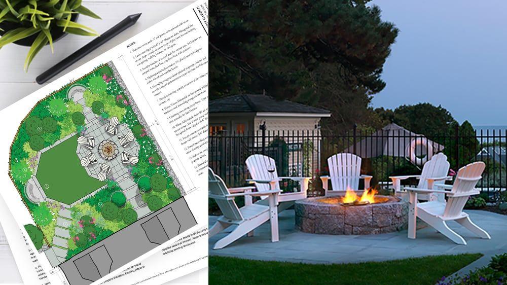 Landscape Design Online New England Home Magazine Landscape