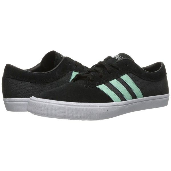 differently 69595 41c30 adidas Skateboarding Sellwood (BlackIce GreenDark Grey Heather Solid.