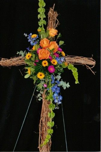 Flowers Etc By Georgia Flowers And Gifts In Houston Texas Funeral Floral Arrangements Funeral Flower Arrangements Flower Arrangements