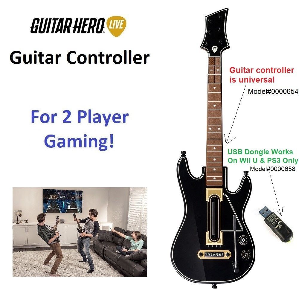 guitar hero wireless controller wii u auto electrical wiring diagram rh rraconsulting co uk [ 1000 x 1000 Pixel ]