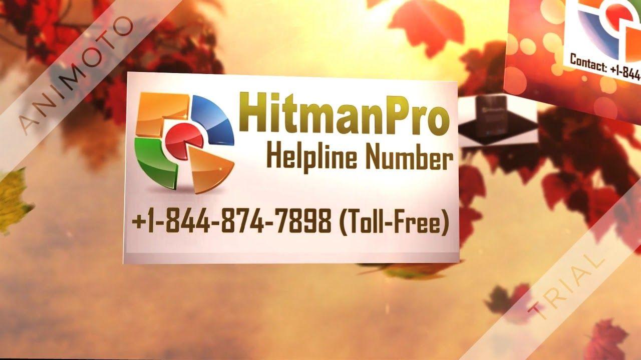 Hitman pro customer service 1 844 874 7898 1080p