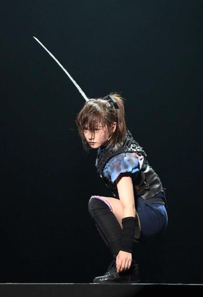 "Kawaei Rina - ""AZUMI"" - Stage play"