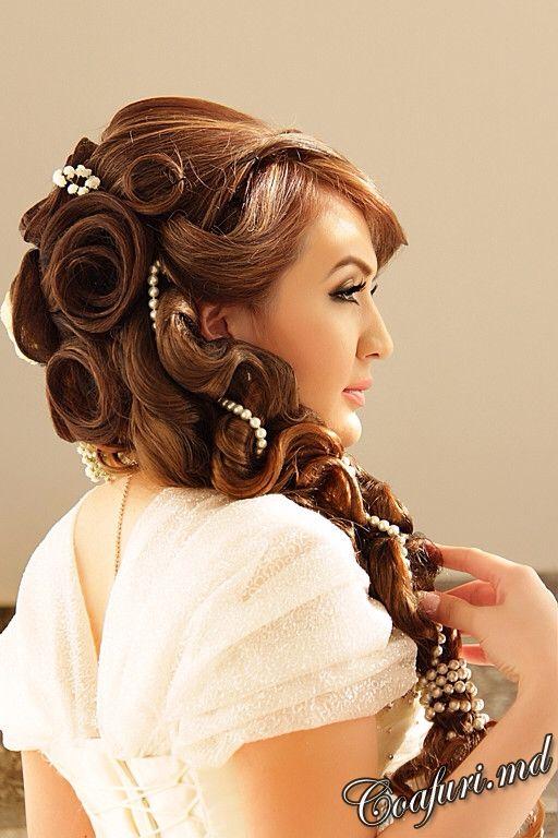 Coafuri Elegante De Mireasa 2014 Reinventing Yourself Wedding