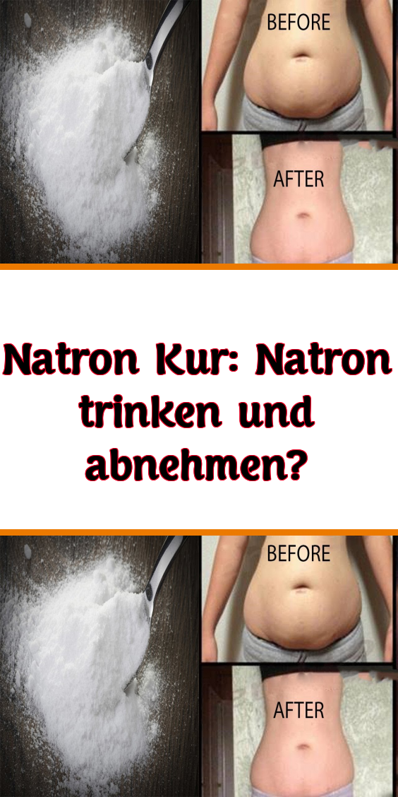Abnehmen von Natriumbicarbonat