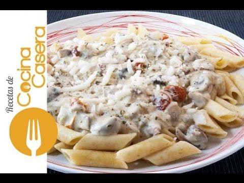 Macarrones Con Nata Recetas De Cocina Casera Recetas